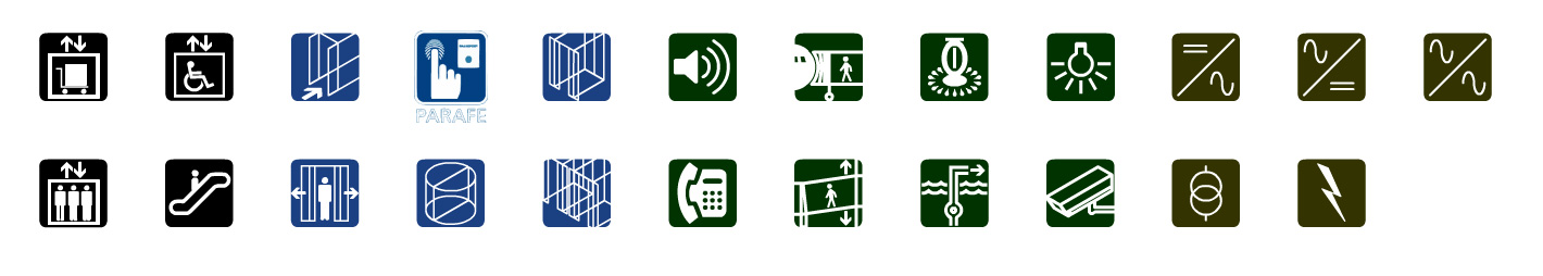 symboles Graphiques CDG2