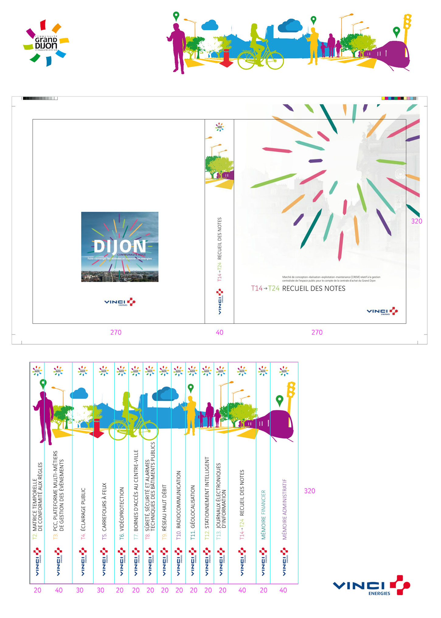 classeurs Dijon