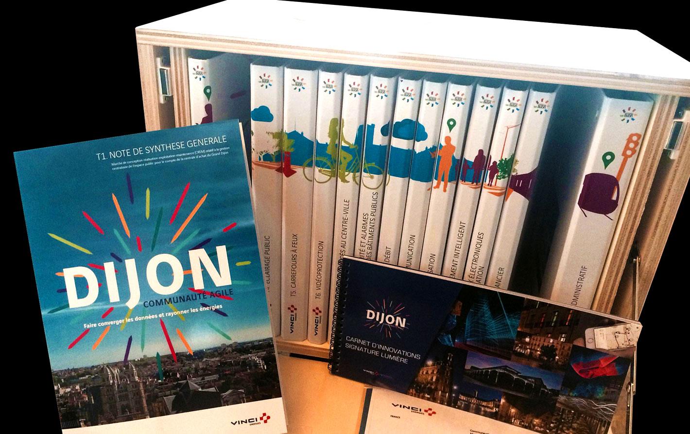 offre VINCI Dijon