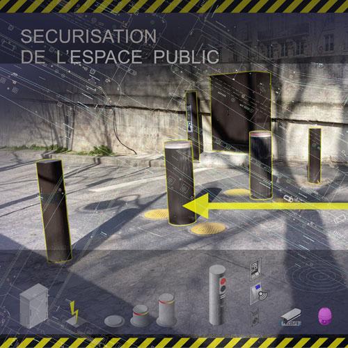 Contrôle d'accès Ville de Paris